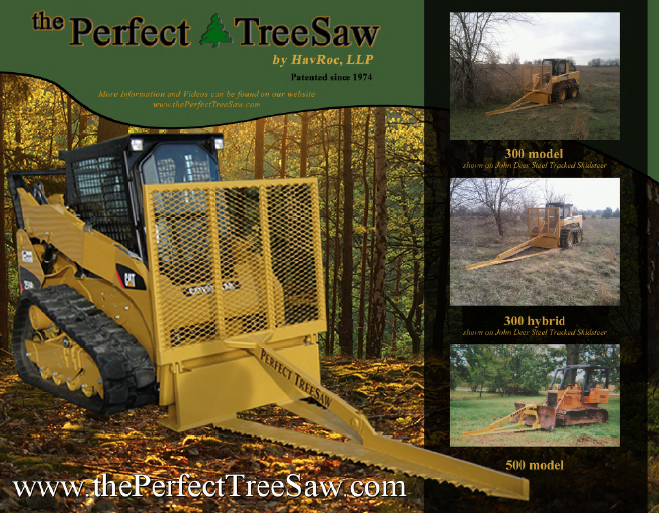 theperfect tree saw
