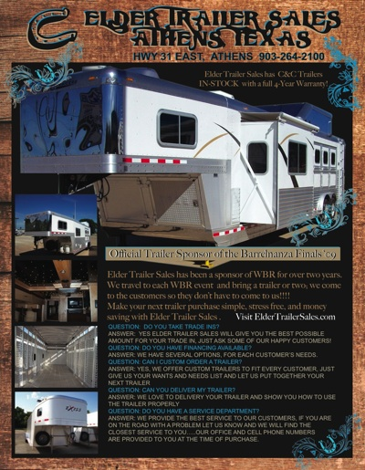 Elder Trailer Sales Finals Catalog Ad
